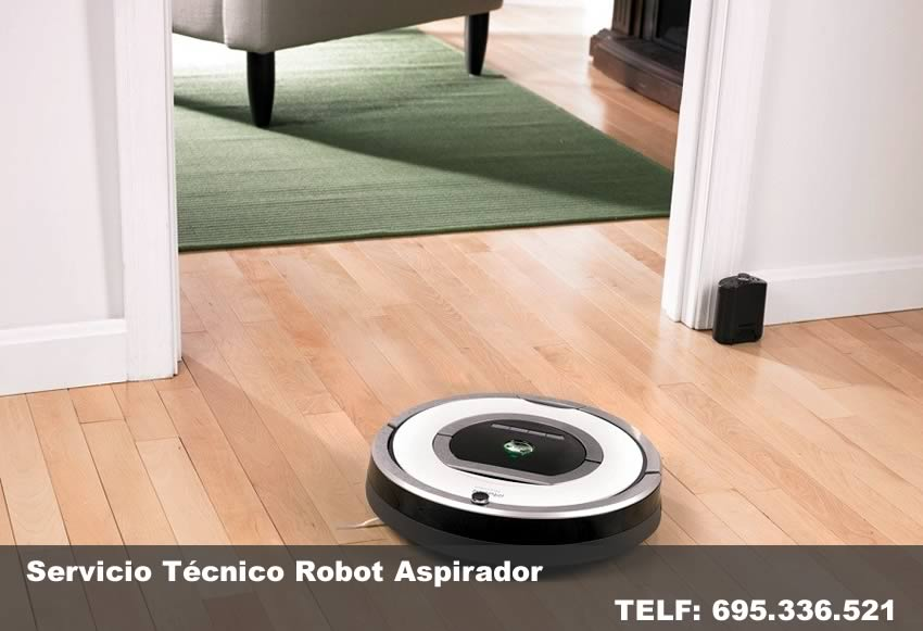 servicio tecnico robot aspirador